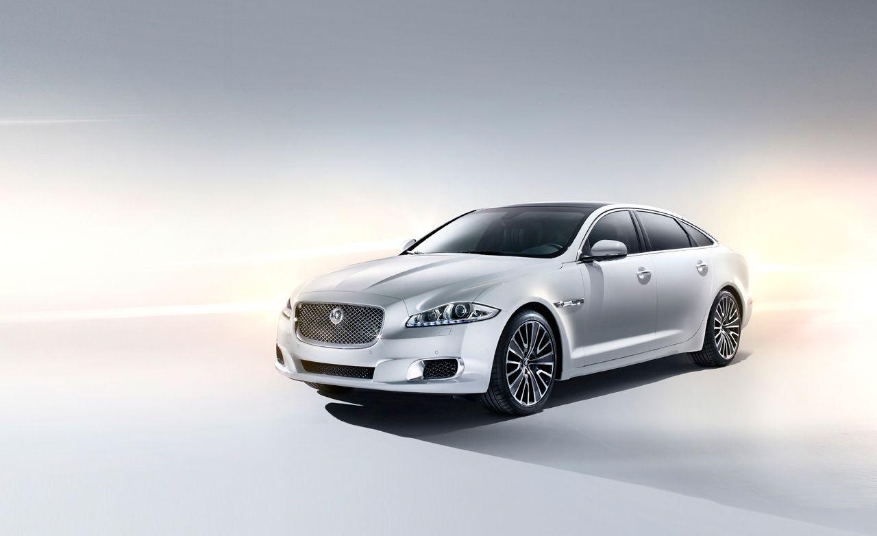 Attractive 2013 Jaguar XJ Ultimate