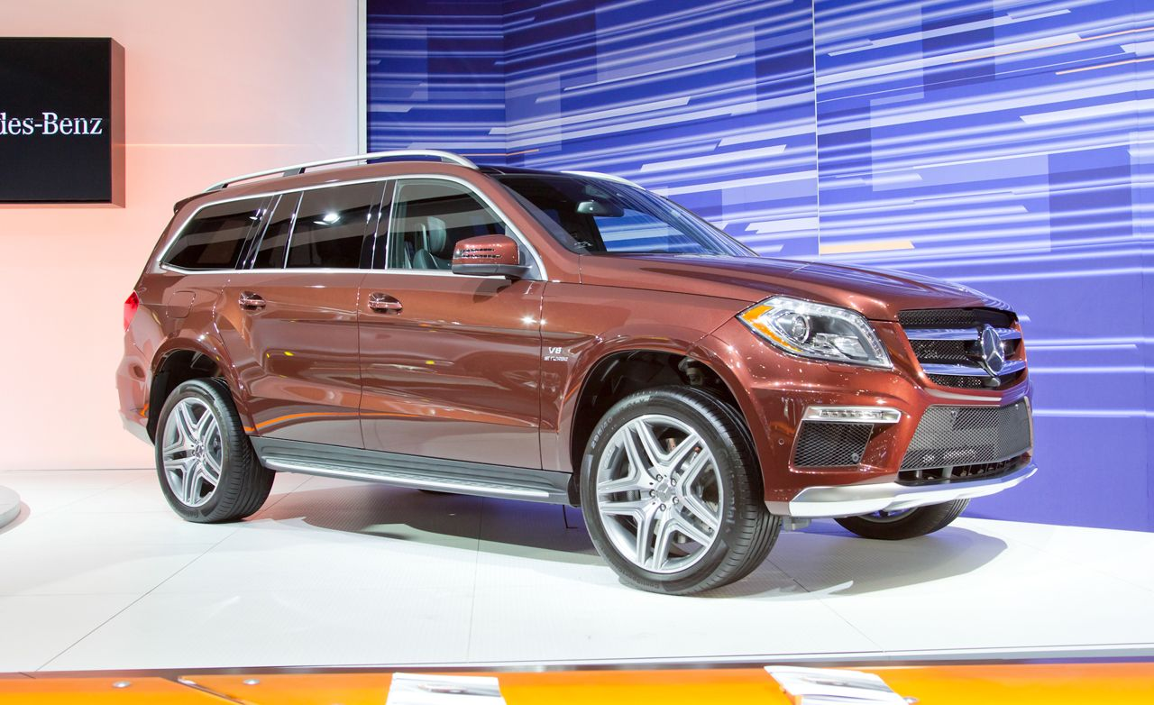 2012 Mercedes Benz Ml63 Amg First Drive Review Car And