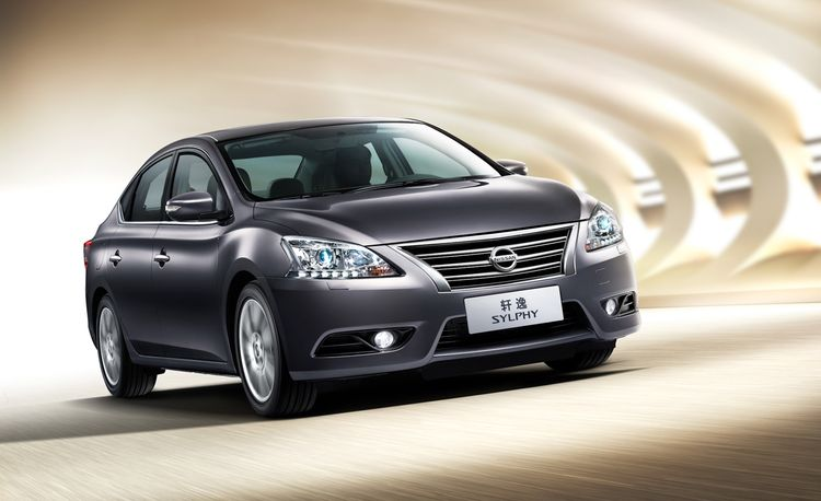 2013 Nissan Sylphy Previews Next Nissan Sentra