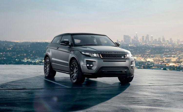 2013 Range Rover Evoque Special Edition with Victoria Beckham