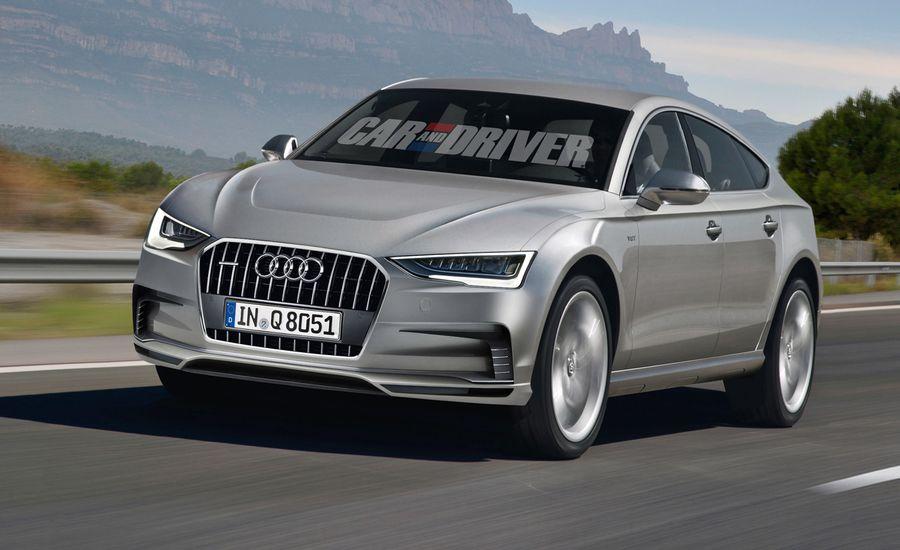 2016 Audi Q8 Rendered