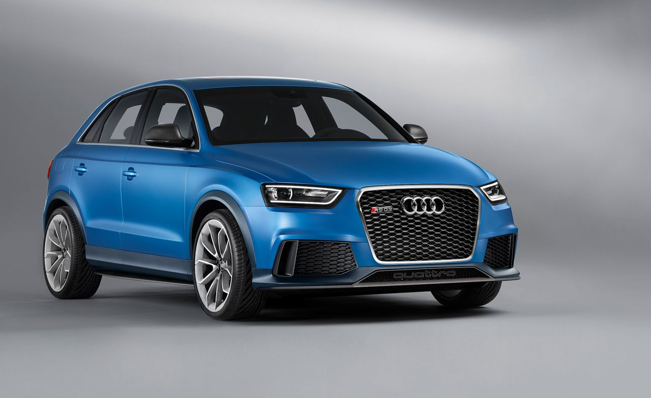 Audi RS Avant First Drive Review Car And Driver - Audi rs
