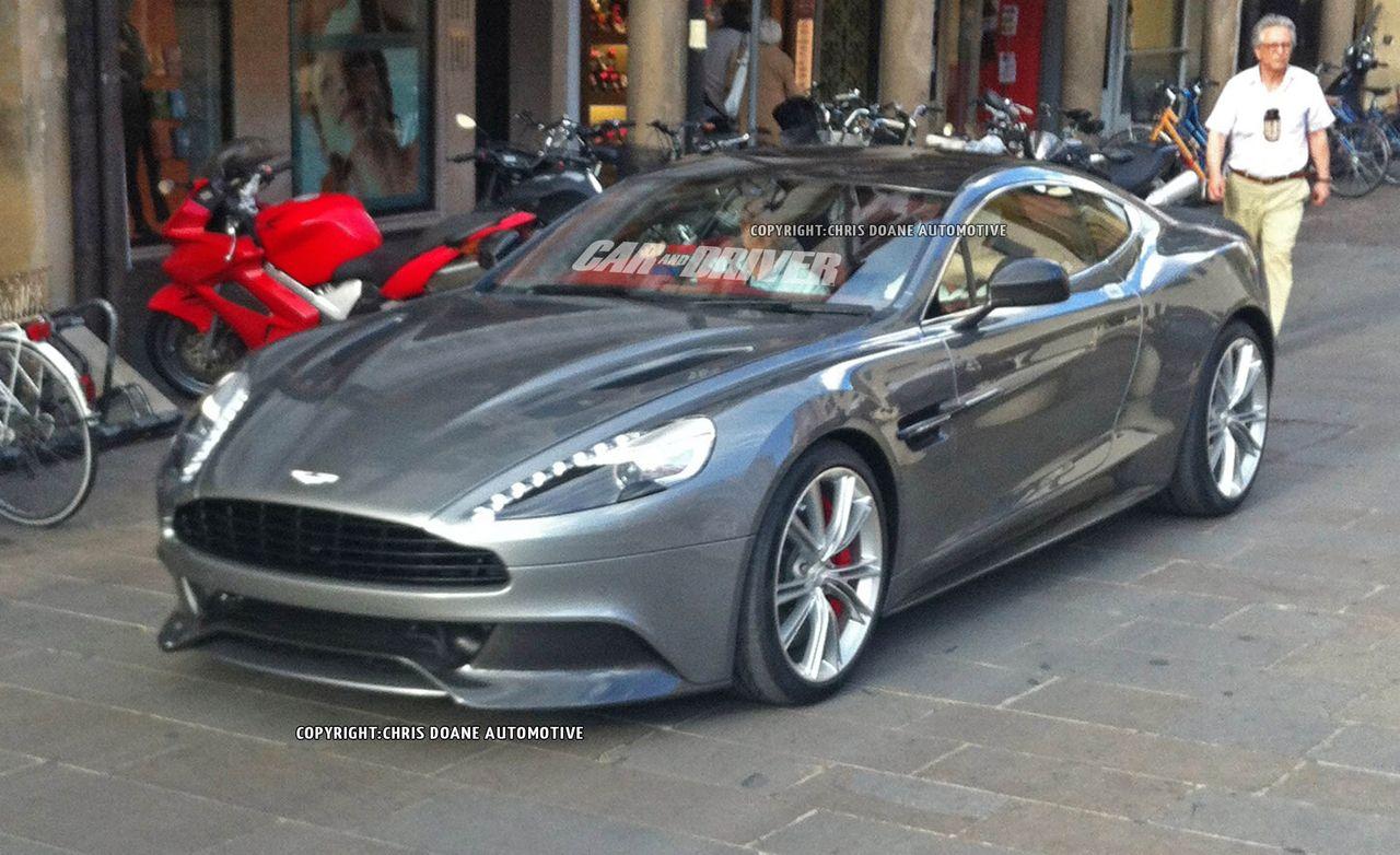 Aston Martin Vanquish Reviews Price Photos And Specs Car Driver