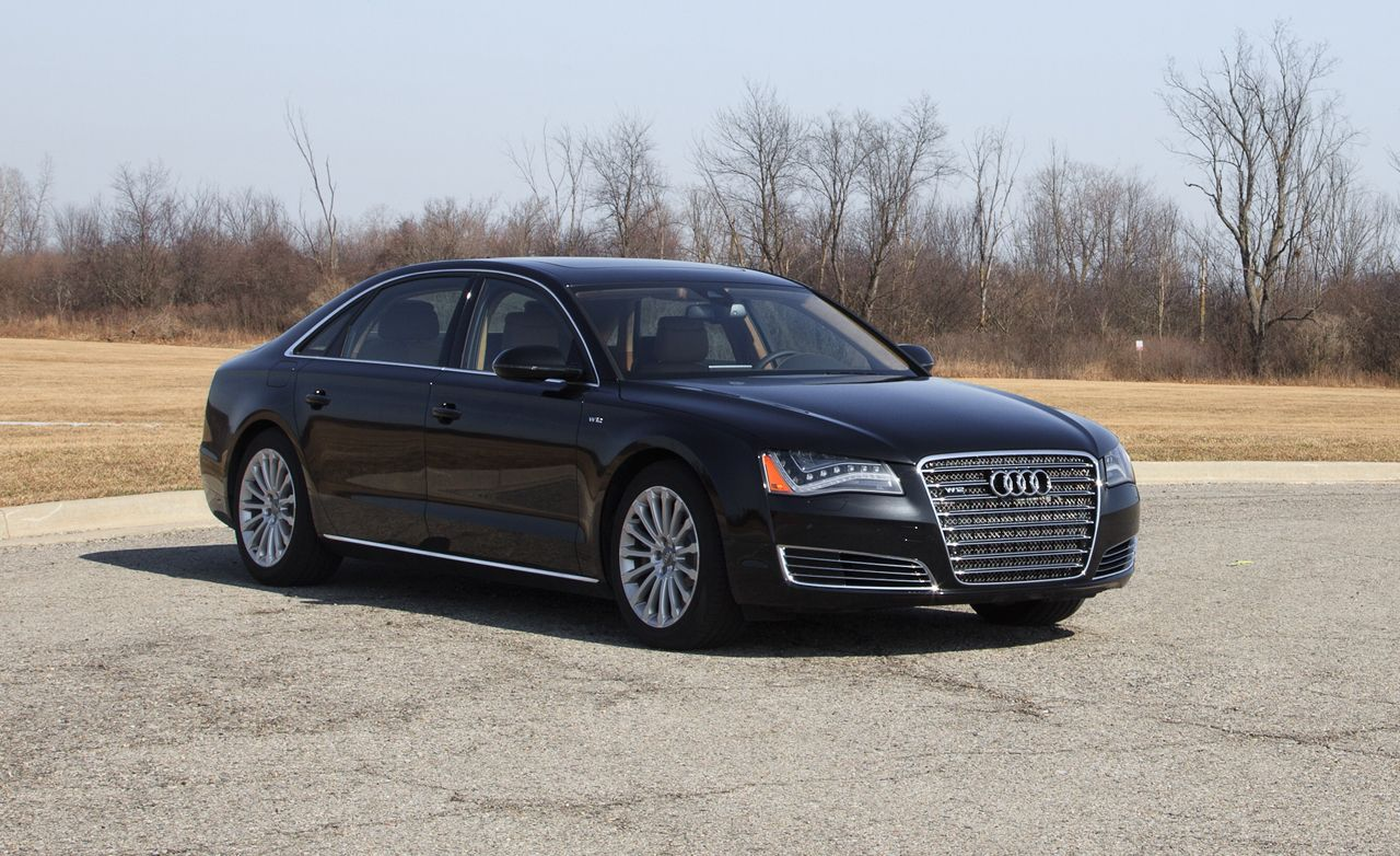 2012 Audi A8L W12 Road Test | Review | Car and Driver