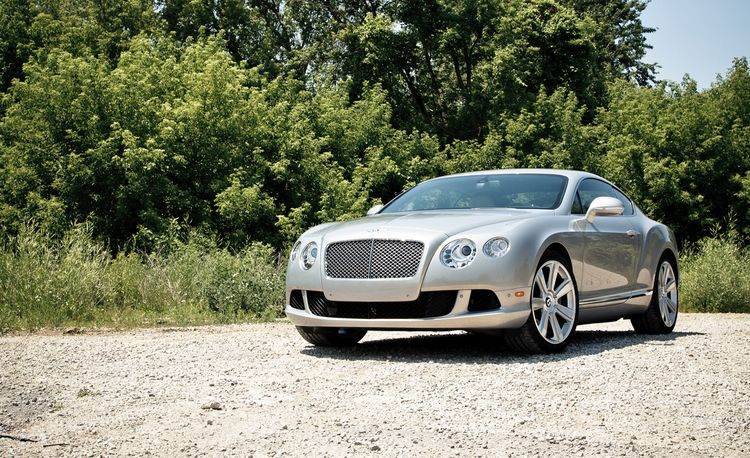 2012 Bentley Continental GT W12