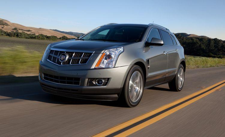 2012 Cadillac SRX 3.6 AWD