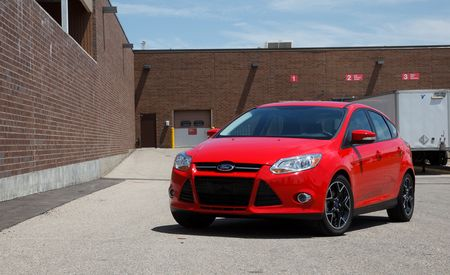 2012 Ford Focus SE Hatchback Manual