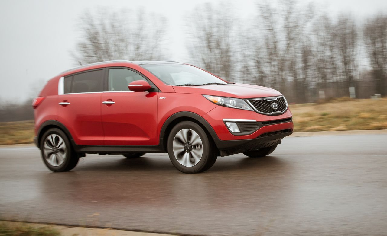 2012 Kia Sportage SX AWD Long-Term Test