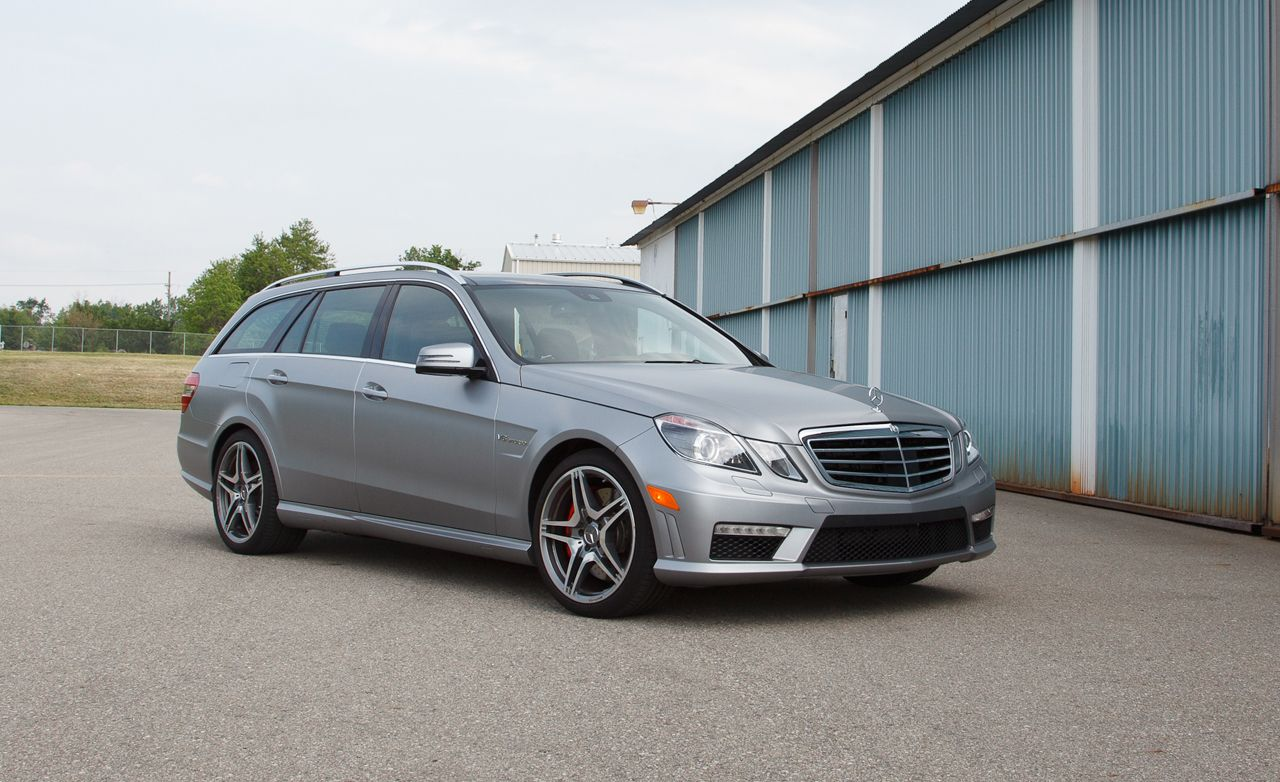 Mercedes-Benz E63 AMG (2012) - pictures, information & specs