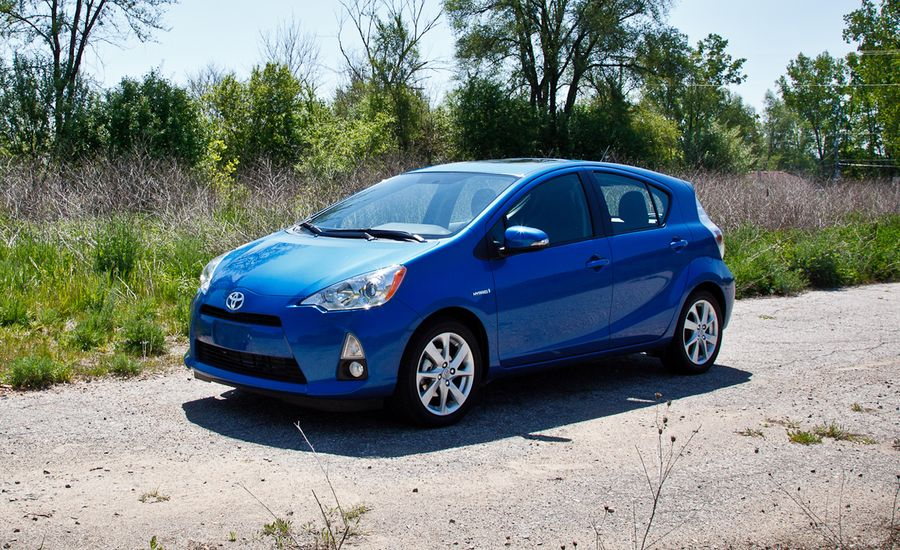 2012 Toyota Prius C Instrumented Test | Review | Car and Driver