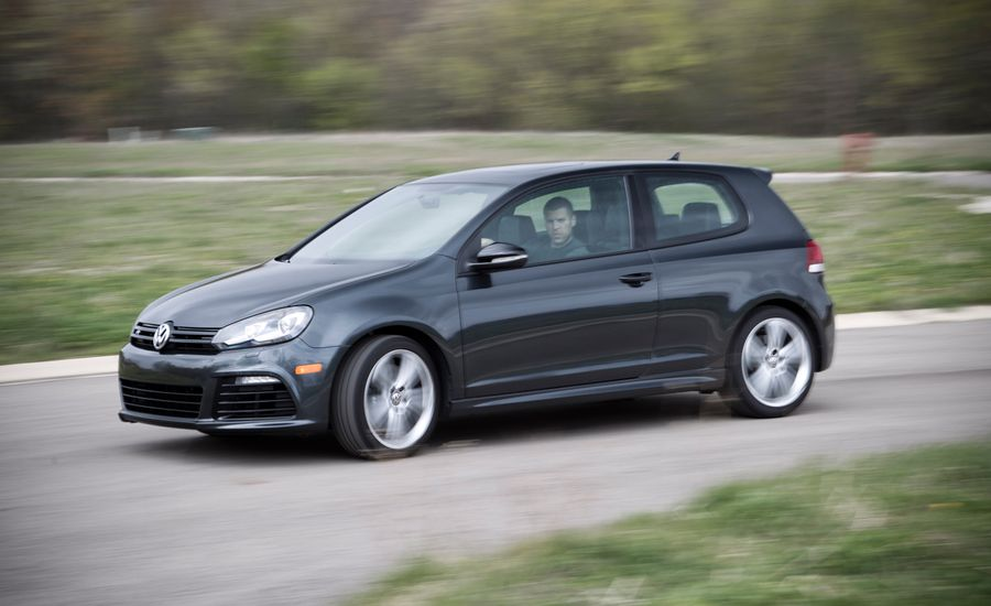 2012 Volkswagen Golf R Test Review Car And Driver