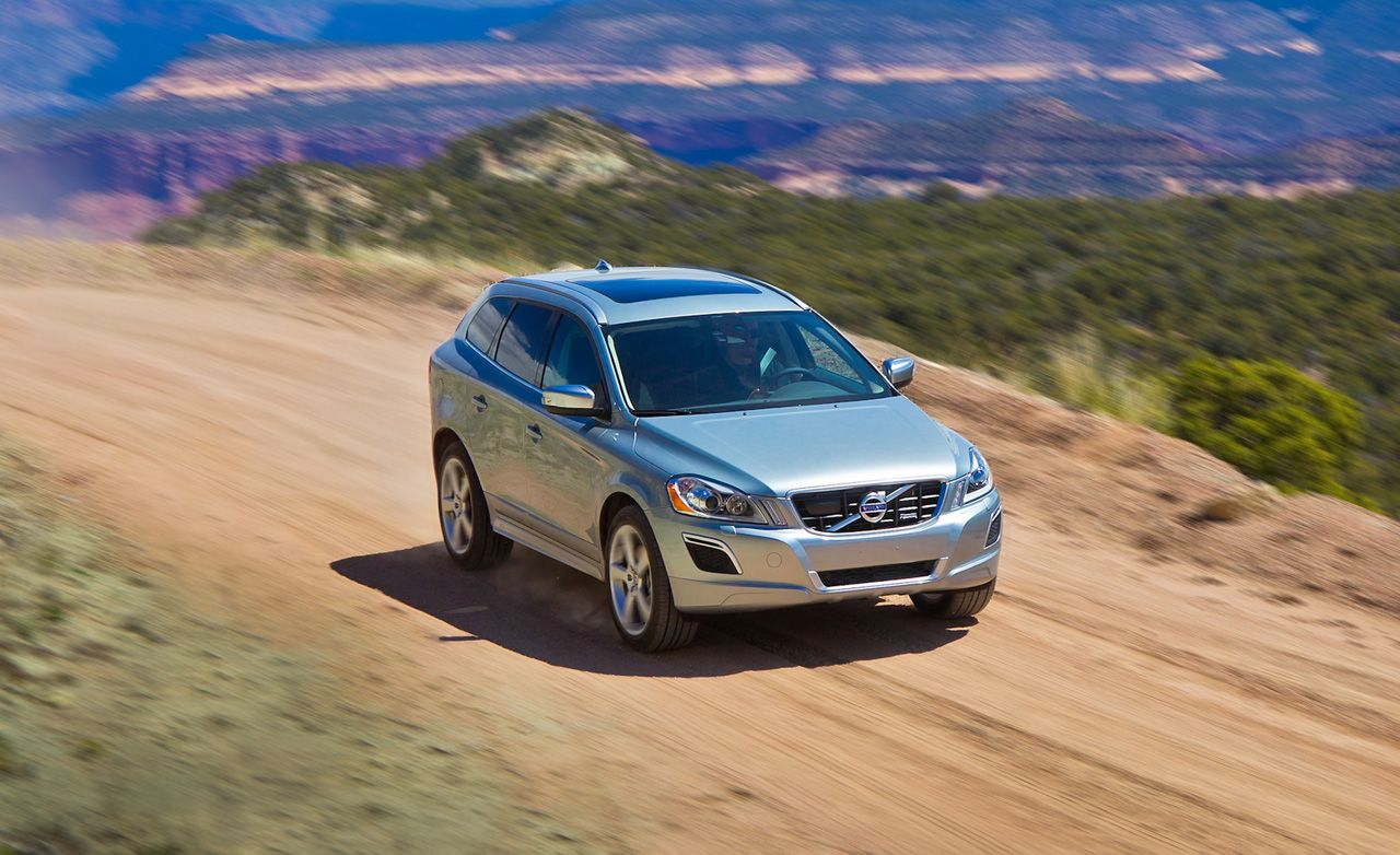 2012 volvo xc60 r design instrumented test review car and driver. Black Bedroom Furniture Sets. Home Design Ideas