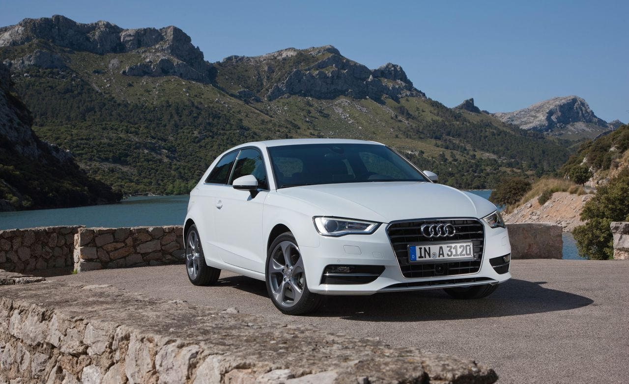 2013 Audi A3 Euro Spec First Drive 8211 Review 8211 Car And Driver