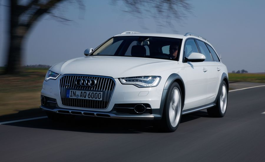New And Used Car Reviews Car News And Prices Car And Driver - Audi car used