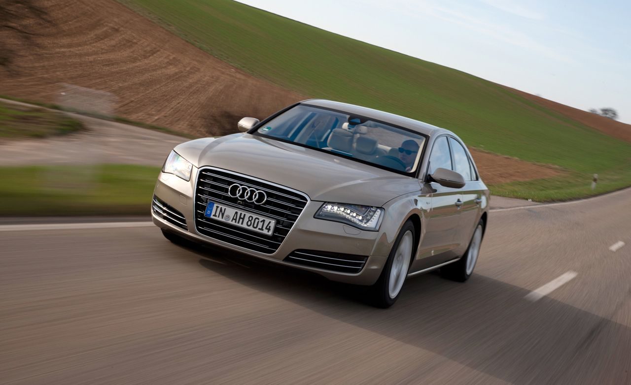 2012 Audi A8L 4.2 FSI Quattro Long-Term Test Wrap-Up | Review | Car  and Driver