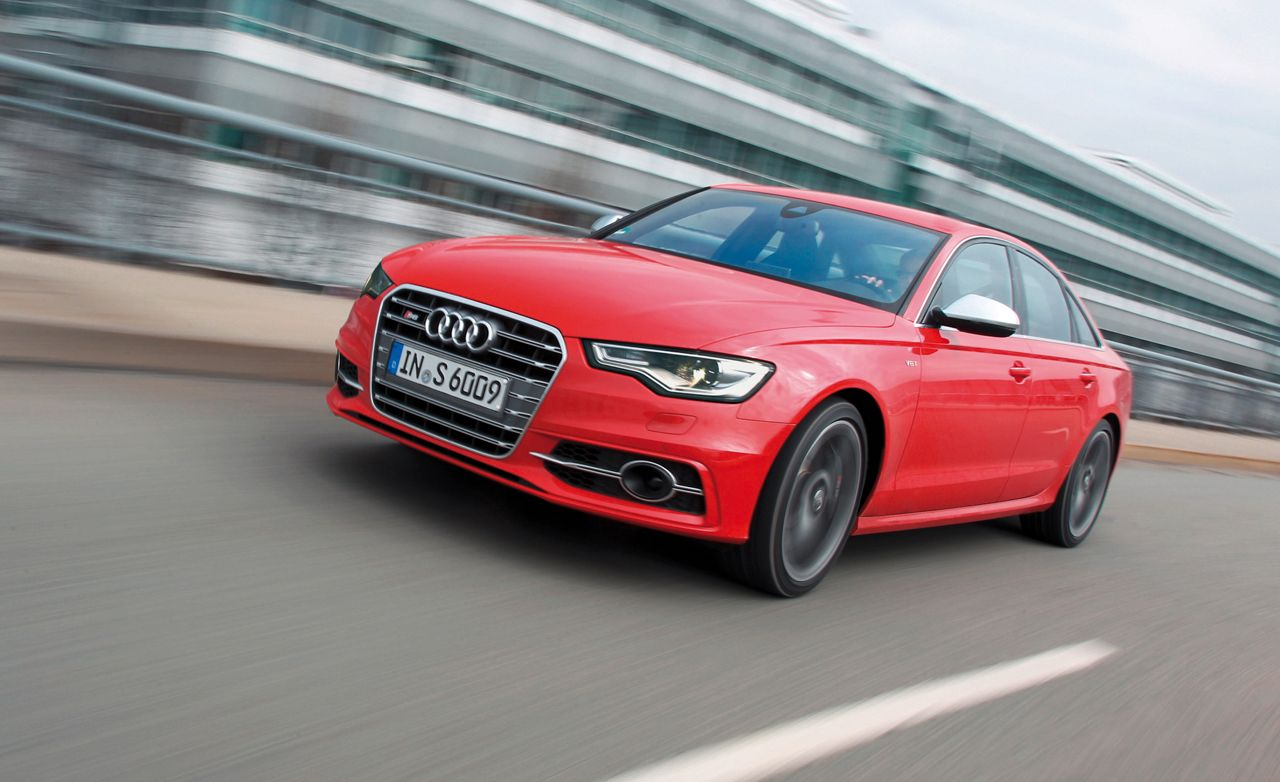 2013 Audi S6 Test Review Car And Driver