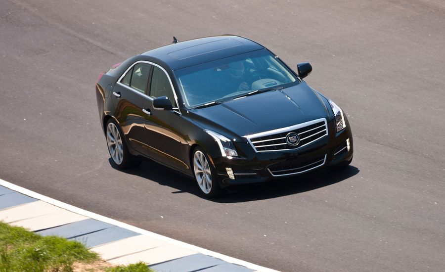 2013 Cadillac ATS First Drive | Review | Car and Driver
