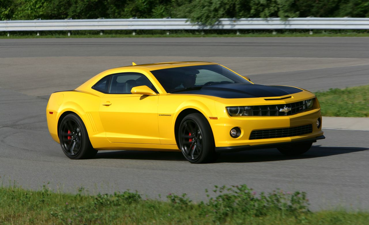 2013 Chevrolet Camaro Ss 1le First Drive Review Car