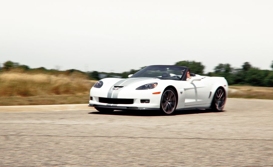 2013 Chevrolet Corvette 427 Convertible Instrumented Test | Review ...