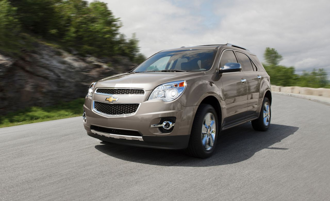 Equinox 2013 chevrolet equinox lt : 2013 Chevrolet Equinox 3.6 V6 First Drive – Review – Car and Driver