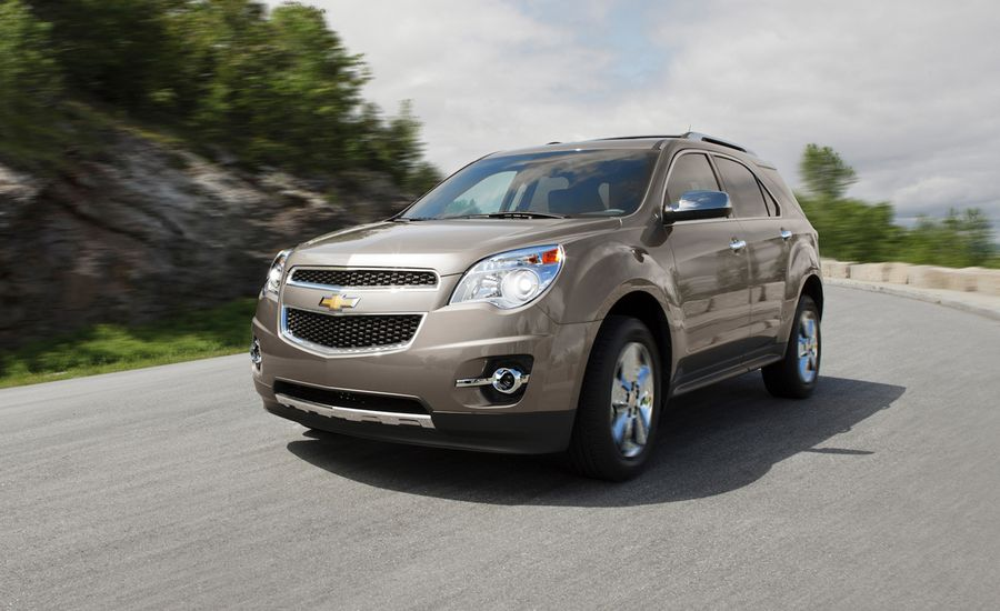 2013 Chevrolet Equinox 3.6 V6 First Drive | Review | Car ...