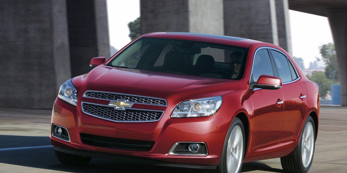 2013 Chevrolet Malibu 25 Liter First Drive 8211 Reviews 8211
