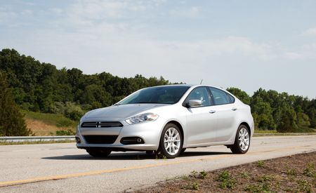 2013 Dodge Dart 2.0L Automatic