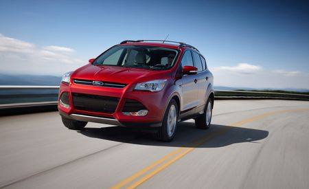 2013 Ford Escape EcoBoost 1.6L / 2.0L