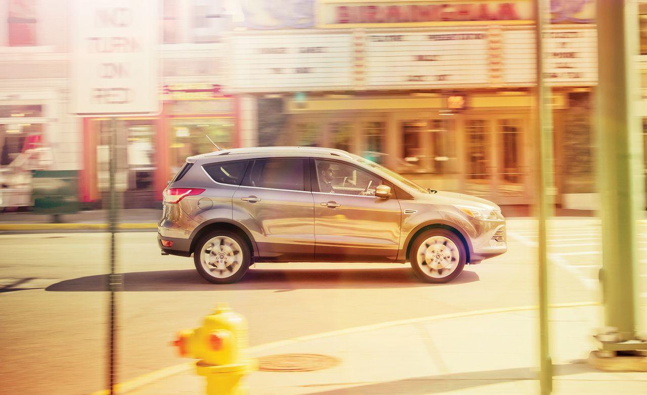2013 Ford Escape Titanium 2.0L EcoBoost 4WD