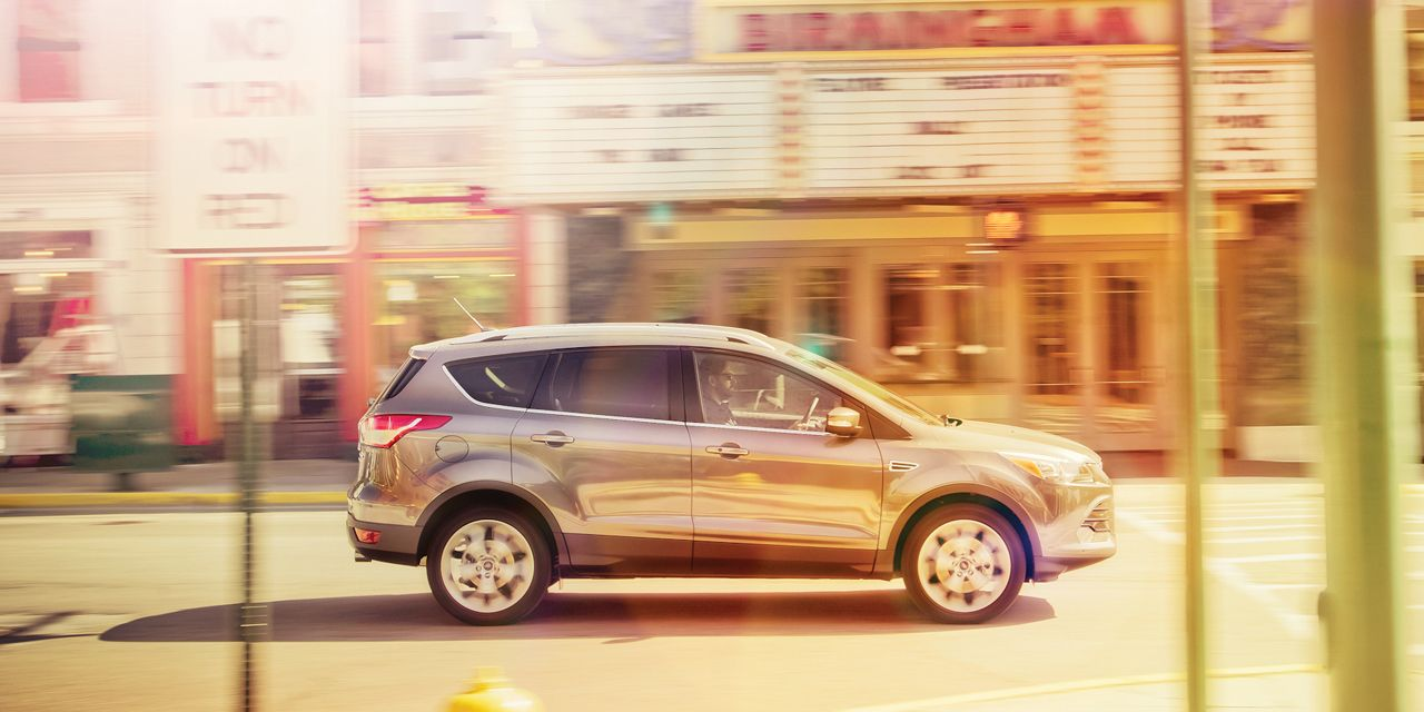 2013 ford escape titanium 2.0l ecoboost 4wd test - review - car and