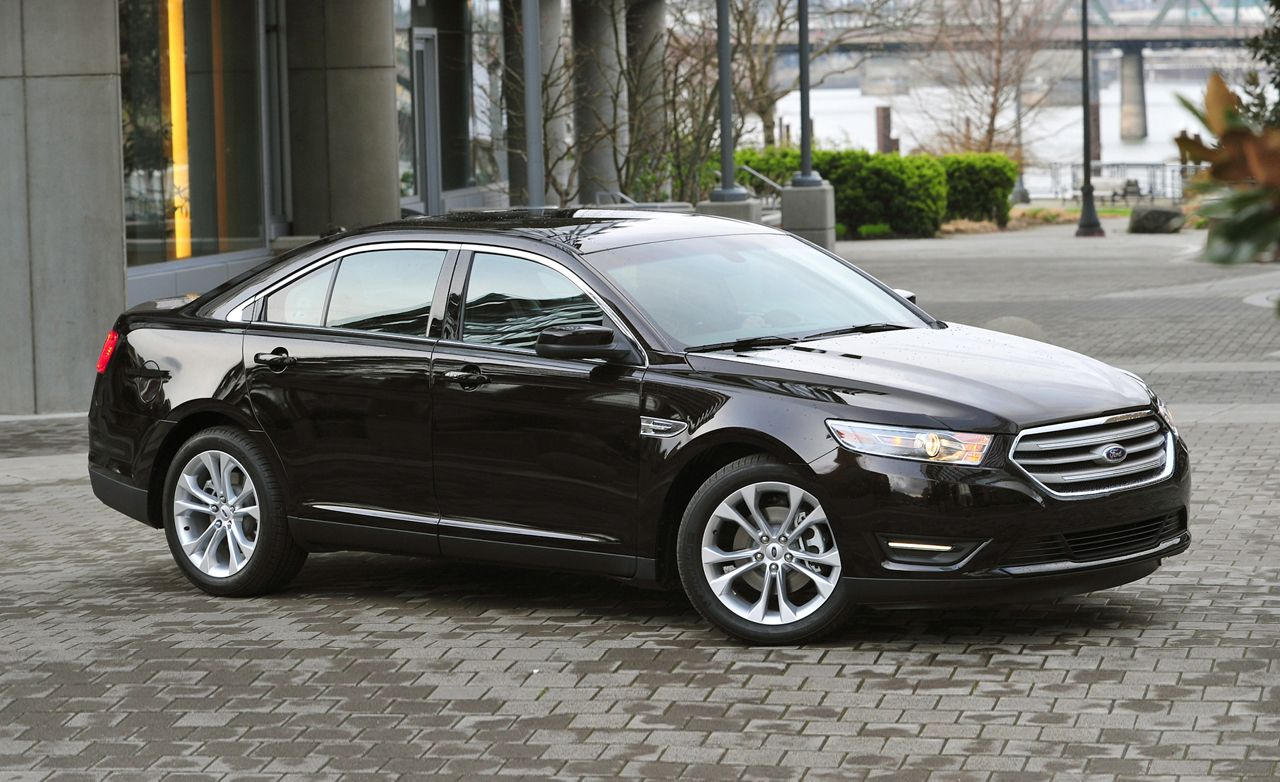 Flex Fuel Vehicles >> 2013 Ford Taurus SEL AWD Instrumented Test | Review | Car and Driver