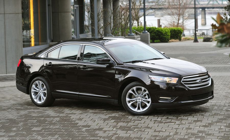 2013 ford taurus sel awd instrumented test review car and driver. Black Bedroom Furniture Sets. Home Design Ideas