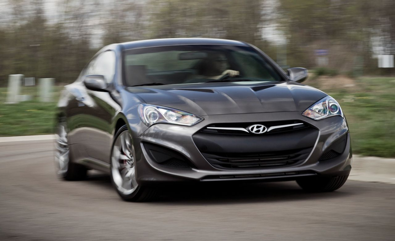 Awesome 2013 Hyundai Genesis 2.0T / 3.8 R Spec Coupe