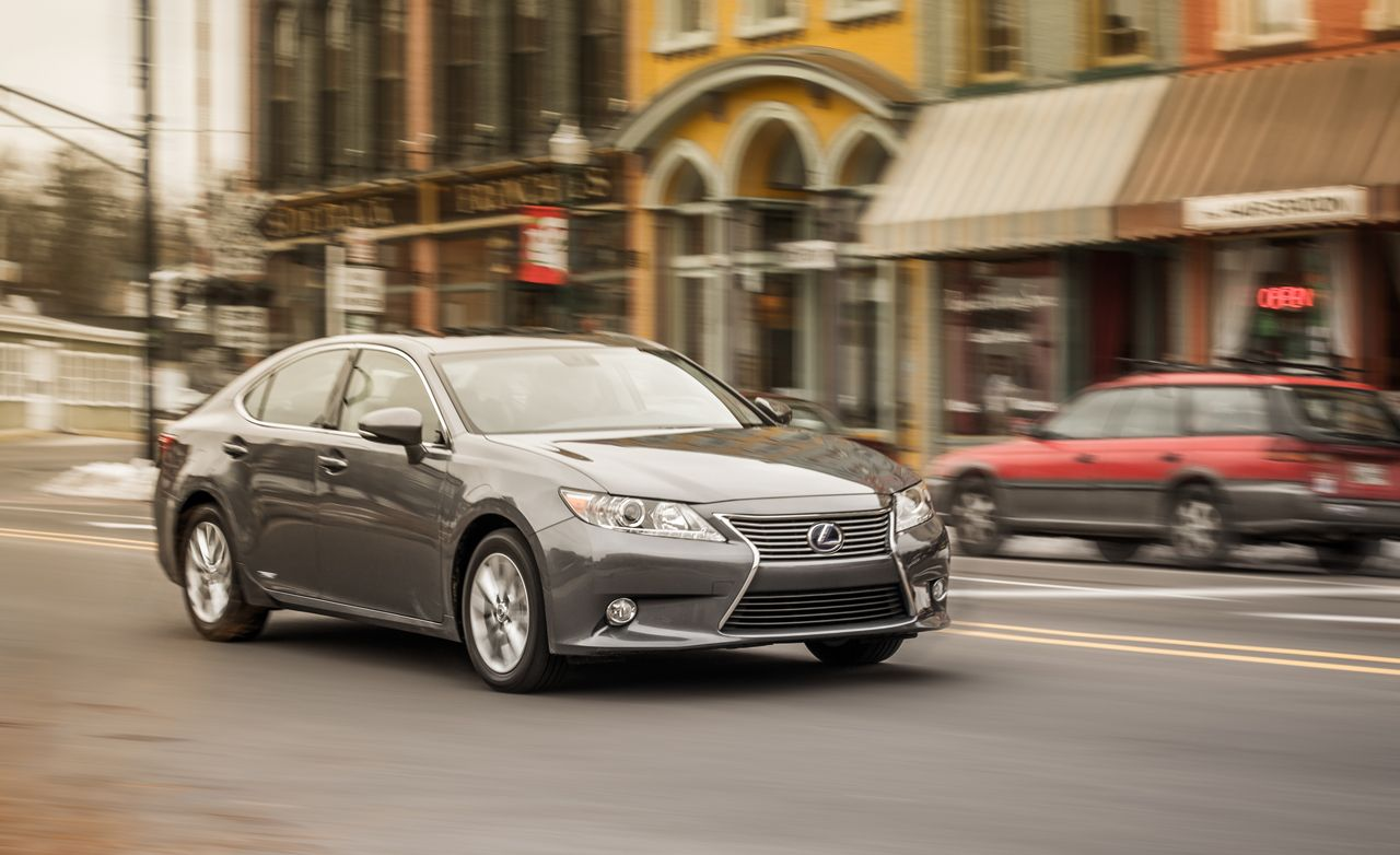 Awesome 2013 Lexus ES300h Hybrid