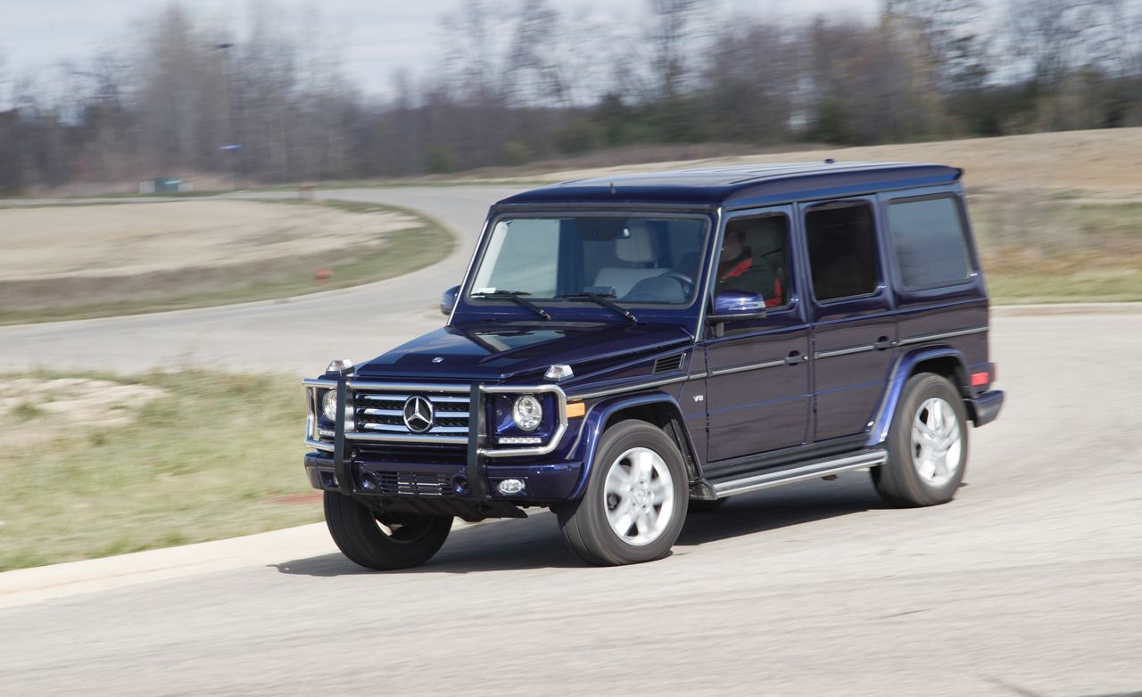 2013 mercedes benz g550 test review car and driver for 2013 mercedes benz g550 for sale
