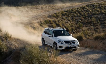 2013 Mercedes-Benz GLK250 BlueTec / GLK350