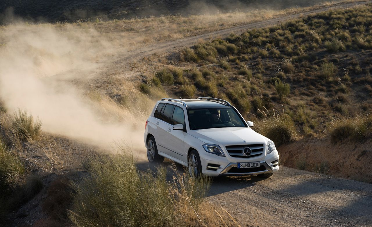 2013 Mercedes Benz GLK250 BlueTec / GLK350