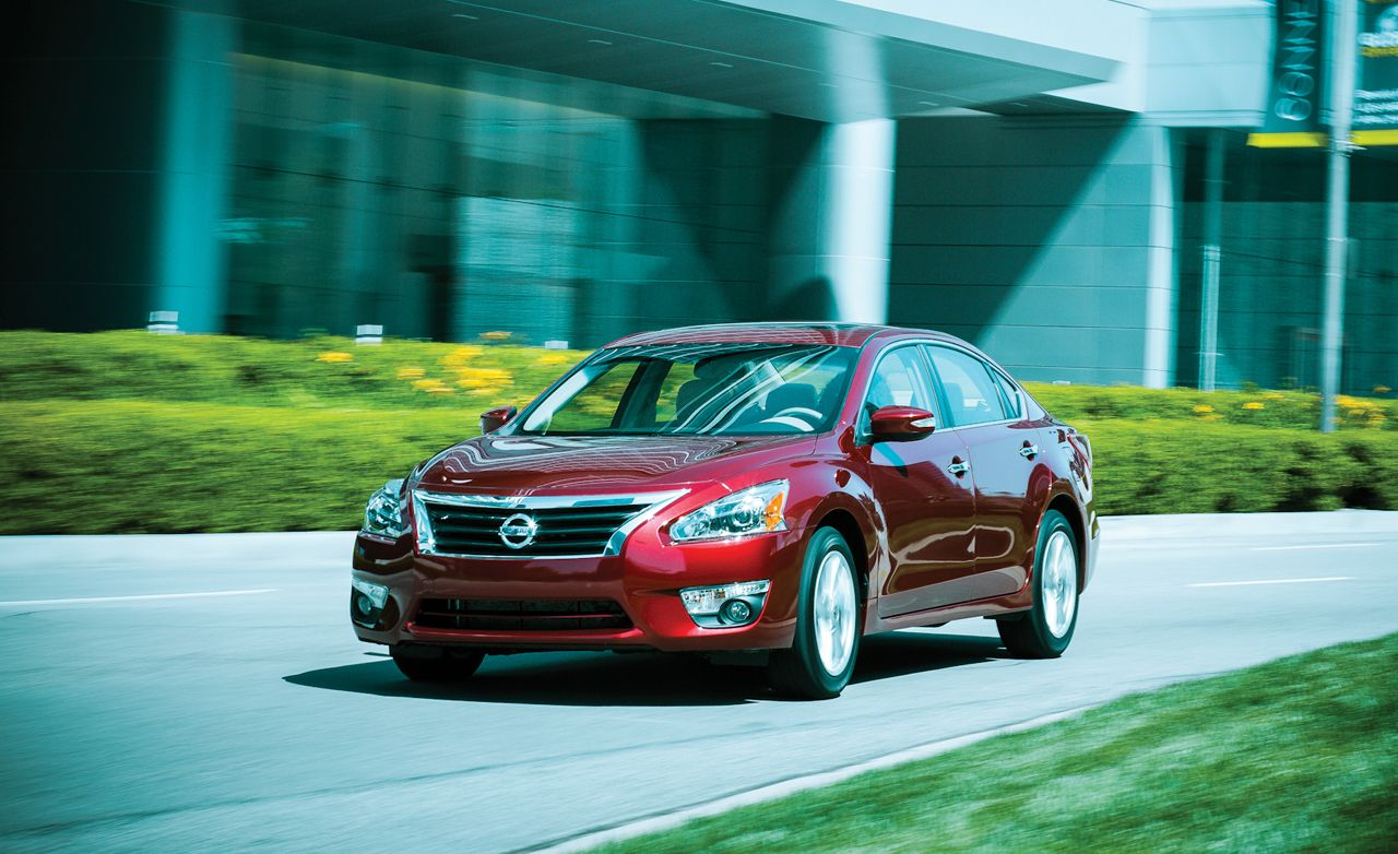 2013 nissan altima 2 5 sl test review car and driver rh caranddriver com 2013 New Car Buying Guide 2013 New Car Buying Guide