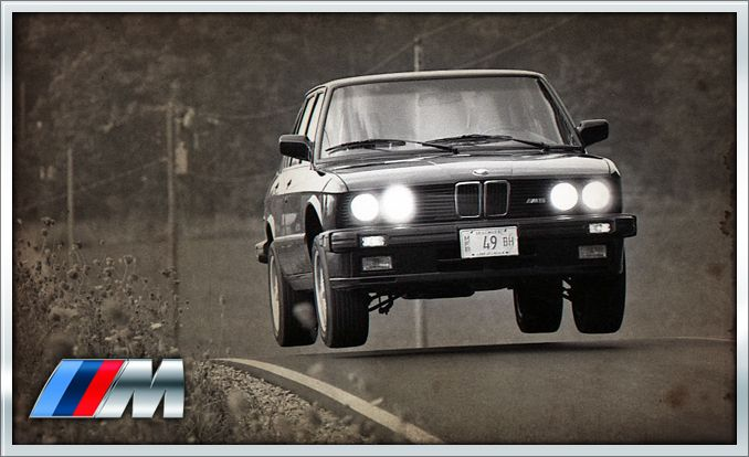 40 Years of BMW M