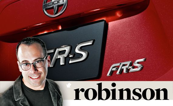 Aaron Robinson: It's Time For Toyota To Kill Scion