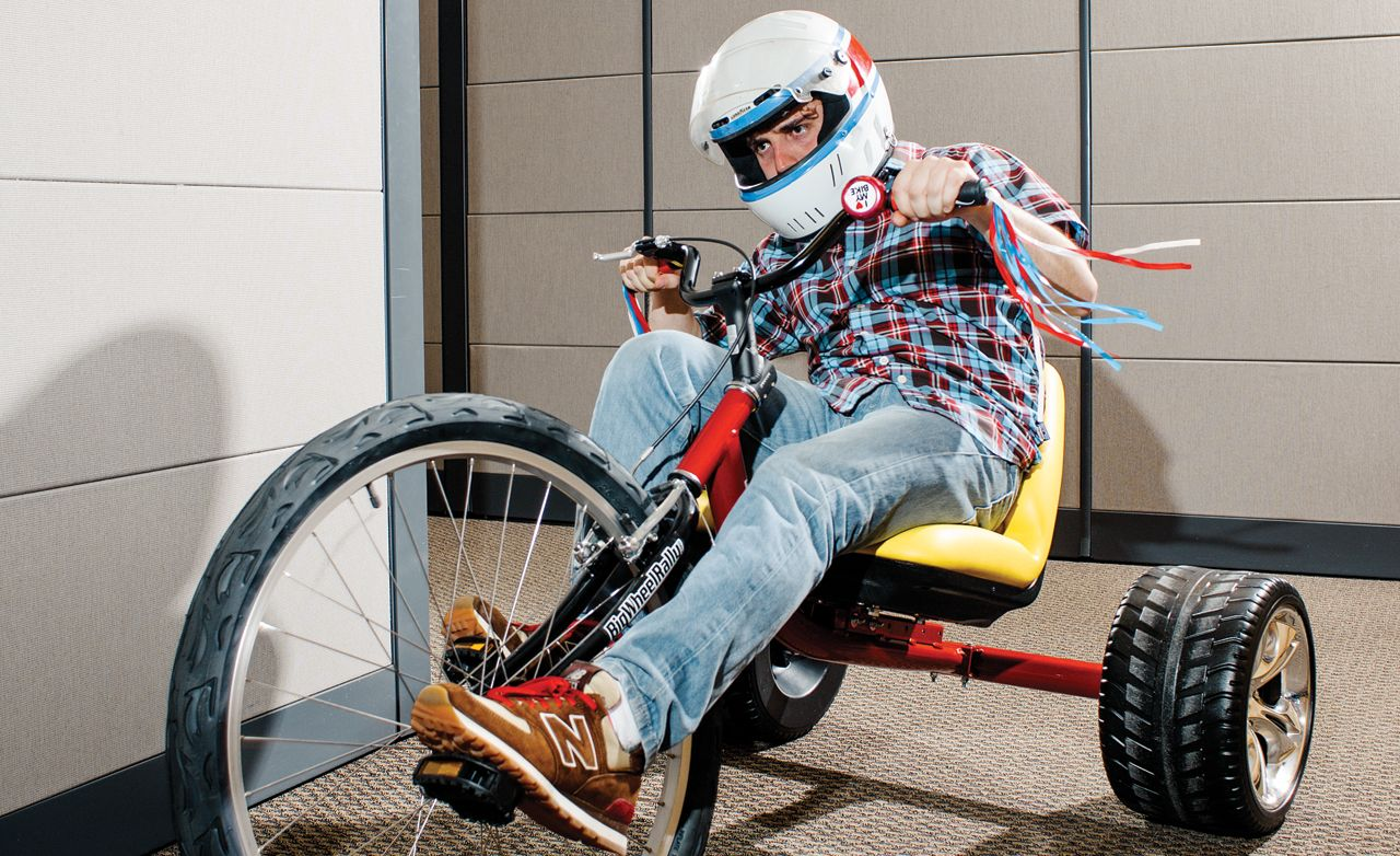 Big-Boy Big Wheels Tested: The Classic, All Growed Up