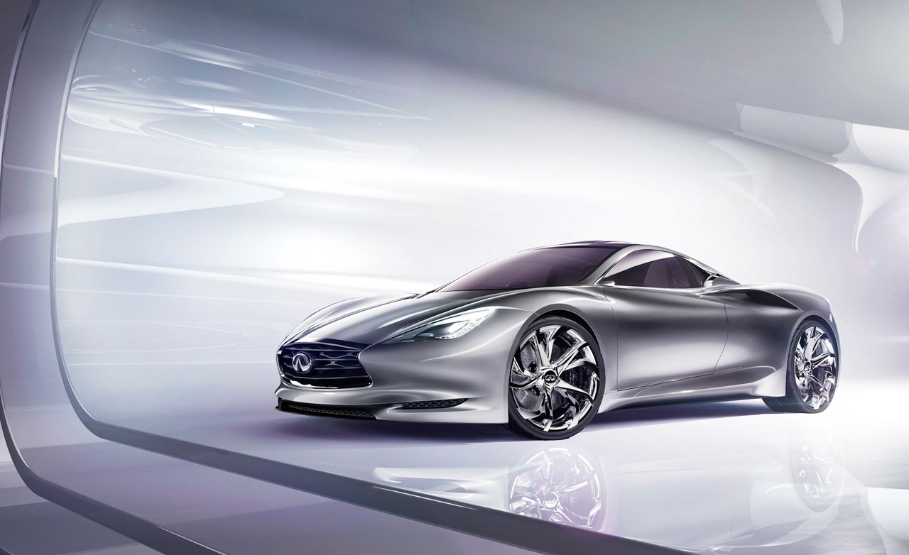 Dissected: Lotus-Based Infiniti Emerg-E Sports-Car Concept