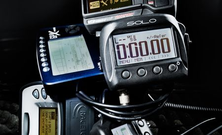 Gearbox: Portable GPS Data Recorders Tested