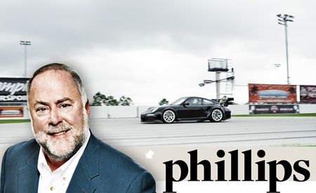 John Phillips: Testing the Champion Motorsport 911 Turbo RSR Was Bad for My Health