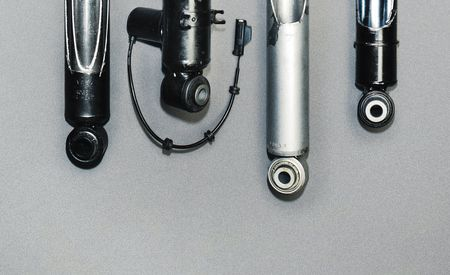 Prime Cuts: Slicing Open Four Types of Shock Absorbers