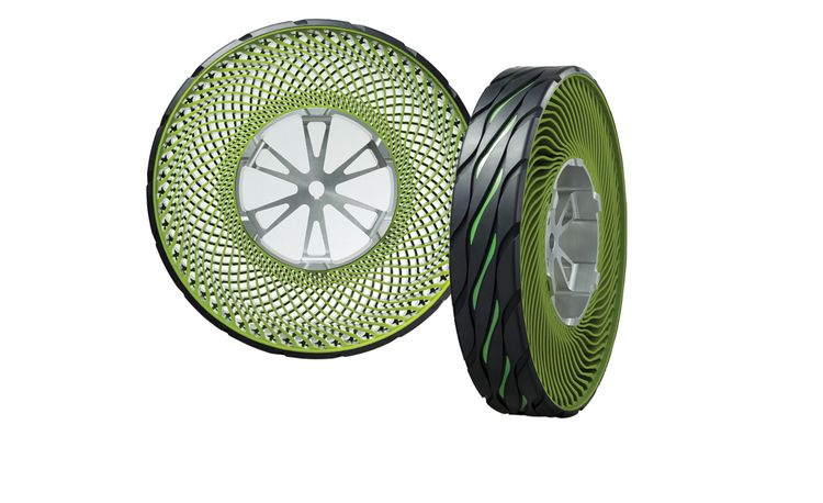 Tech Dept.: The Latest on the Airless Tire-and-Wheel Combo