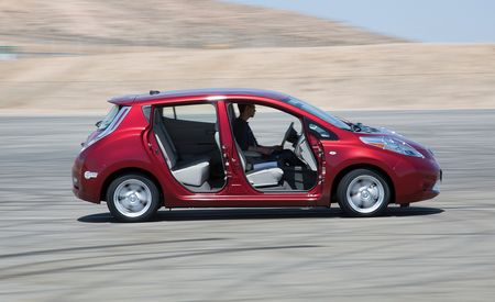 The (Nearly) 1.0-g Nissan Leaf: Getting an EV to Grip Like a 911