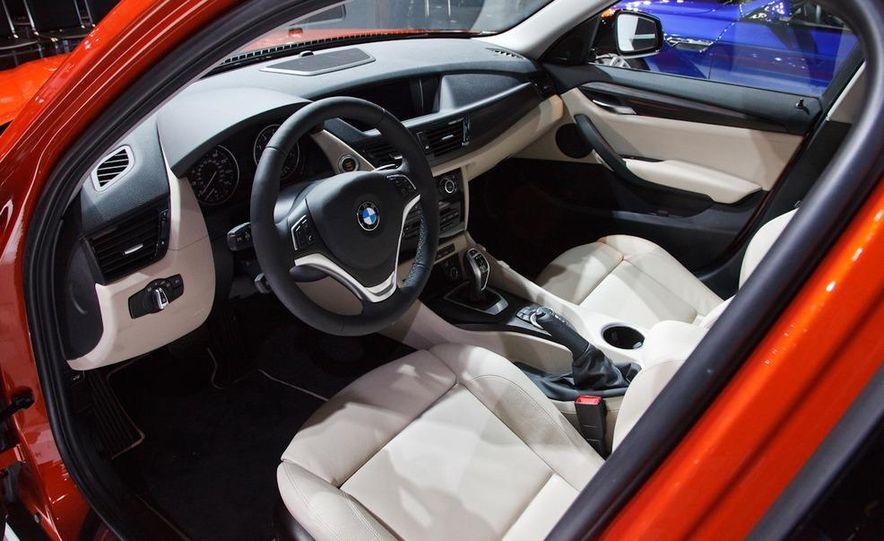 2013 BMW X1 - Slide 7