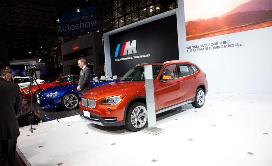 2013 BMW X1 - Slide 1
