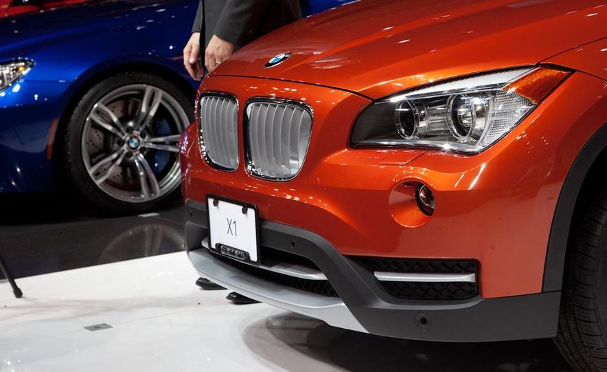 2013 BMW X1 - Slide 5